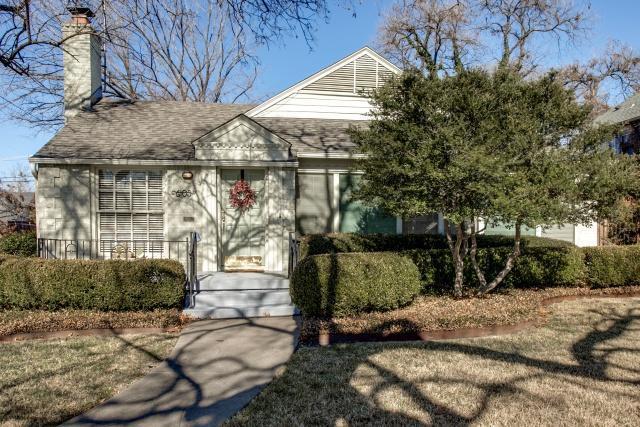 Sold Property | 6103 Mccommas Boulevard Dallas, Texas 75214 1
