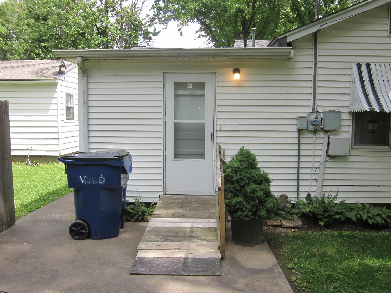 Closed   509 N Miller Street Vinita, OK 74301 2