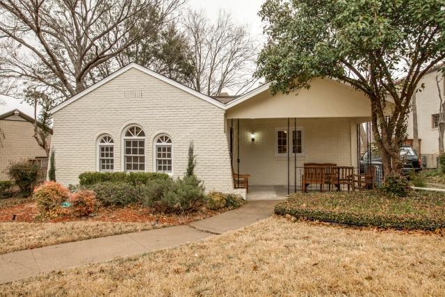 Sold Property | 2410 Auburn Avenue Dallas, Texas 75214 1