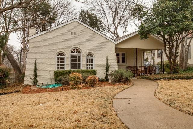 Sold Property | 2410 Auburn Avenue Dallas, Texas 75214 2