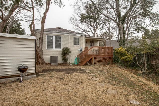 Sold Property | 2410 Auburn Avenue Dallas, Texas 75214 23