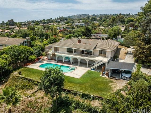 Closed   27825 Palos Verdes Drive East  Rancho Palos Verdes, CA 90275 6