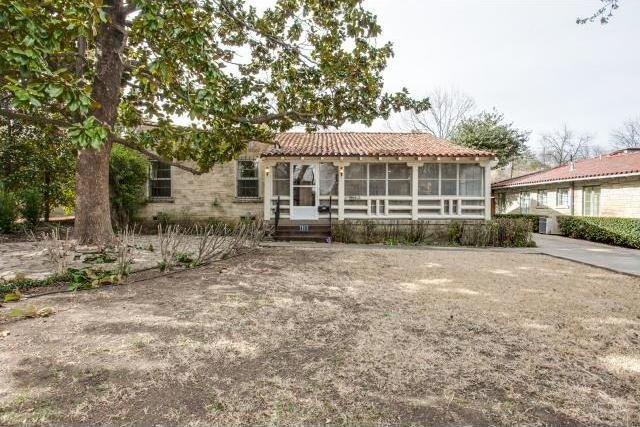 Sold Property | 7211 Tokalon Drive Dallas, Texas 75214 1