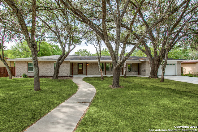 Active Option | 106 Roleto Drive  Castle Hills, TX 78213 0