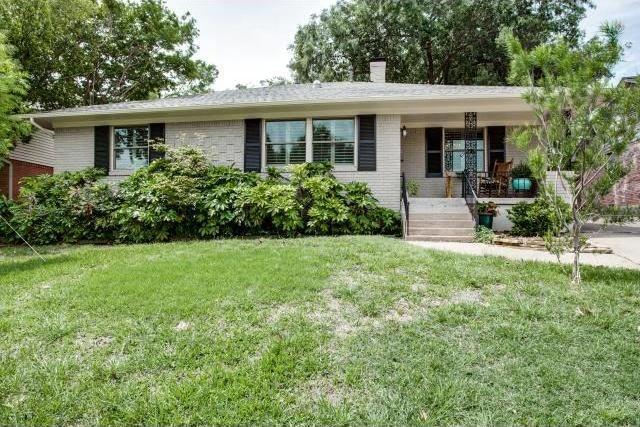 Sold Property | 7048 Irongate Lane Dallas, Texas 75214 0