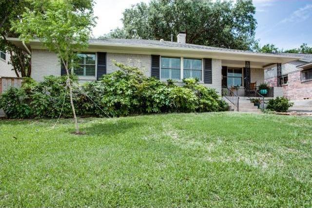 Sold Property | 7048 Irongate Lane Dallas, Texas 75214 1