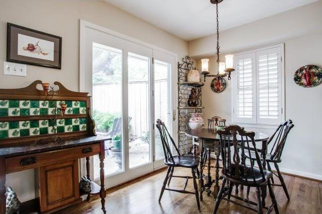 Sold Property | 7048 Irongate Lane Dallas, Texas 75214 10