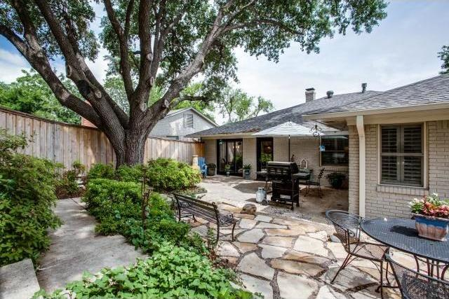 Sold Property | 7048 Irongate Lane Dallas, Texas 75214 21