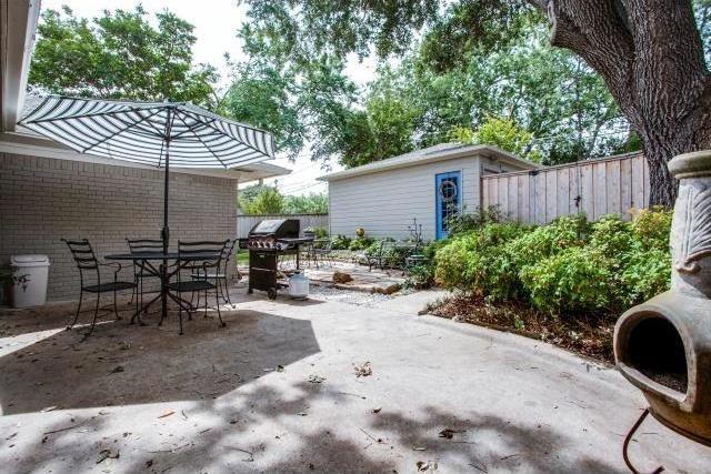 Sold Property | 7048 Irongate Lane Dallas, Texas 75214 22