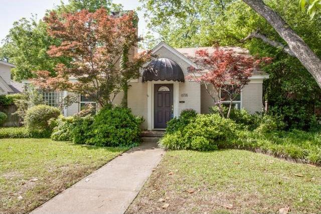 Sold Property | 6118 Ellsworth Avenue Dallas, Texas 75214 1