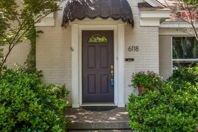 Sold Property | 6118 Ellsworth Avenue Dallas, Texas 75214 2