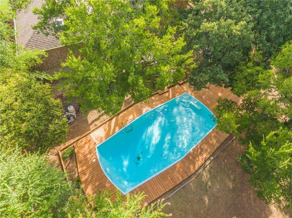 homes for sale in arlington, real estate in arlington, house with a pool, martin high school house | 4201 Del Norte Drive Arlington, Texas 76016 5