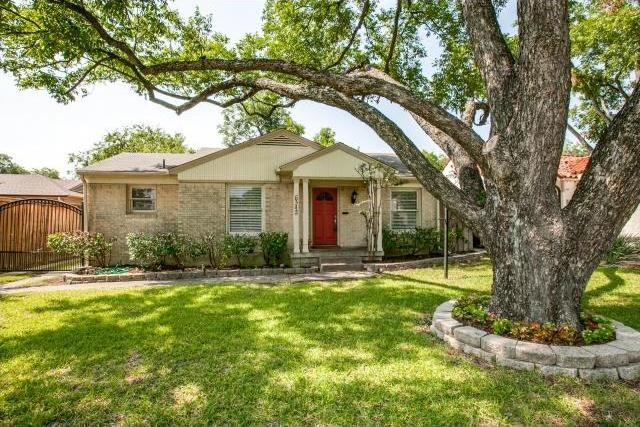 Sold Property | 6342 Ellsworth Avenue Dallas, Texas 75214 0