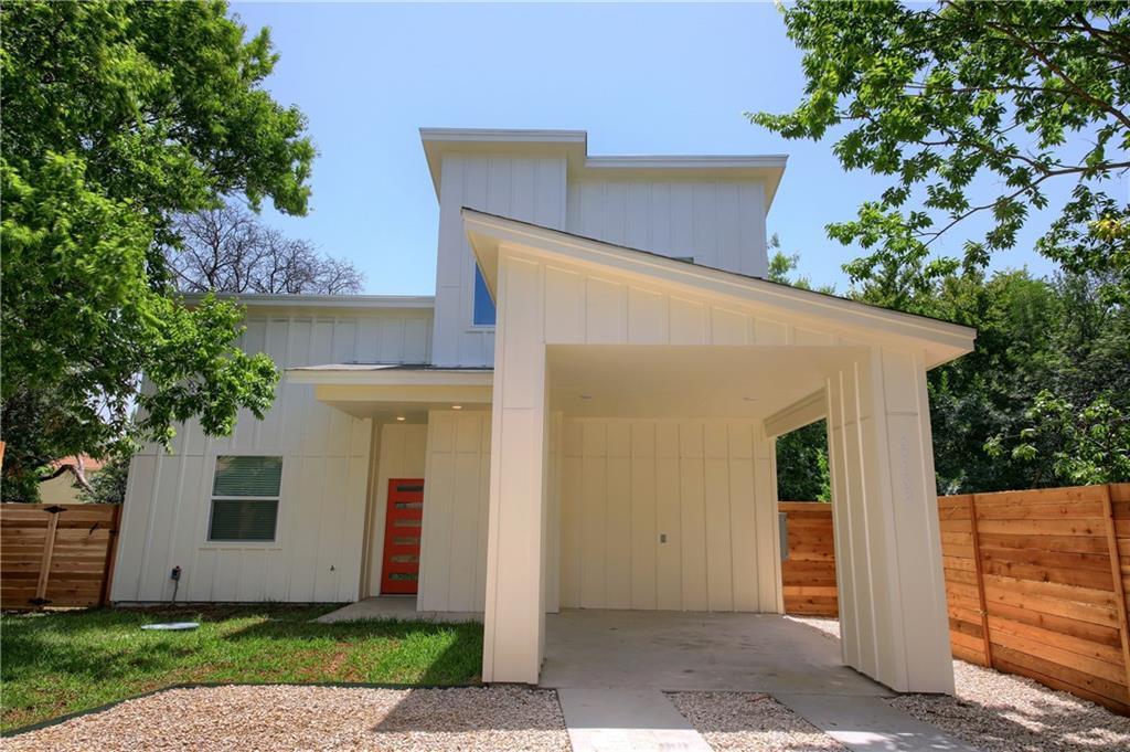 Sold Property | 6913 Providence ave #B Austin, TX 78752 1