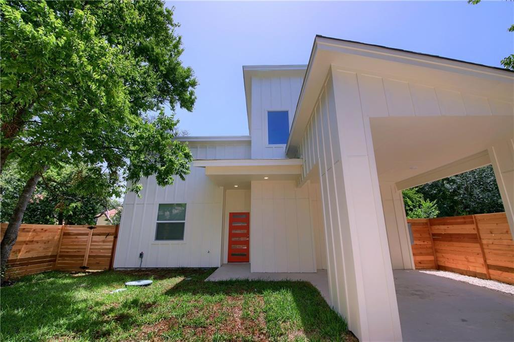 Sold Property | 6913 Providence ave #B Austin, TX 78752 2
