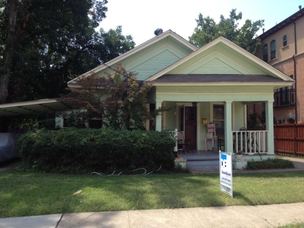 Sold Property | 5926 Ross Avenue Dallas, Texas 75206 1