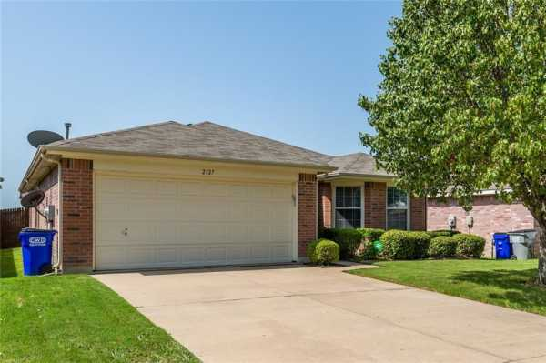 Sold Property   2127 Cedar Park Drive Forney, Texas 75126 2