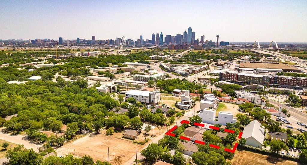 Sold Property | 1010 Mobile Street Dallas, Texas 75208 0