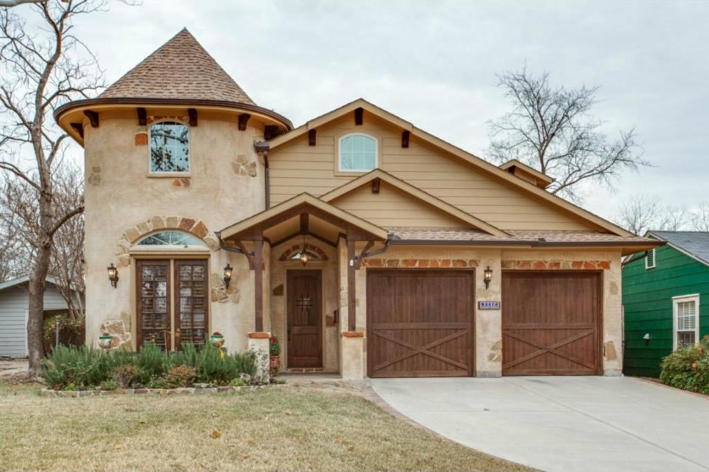 Sold Property | 8926 Santa Clara Drive Dallas, Texas 75218 0