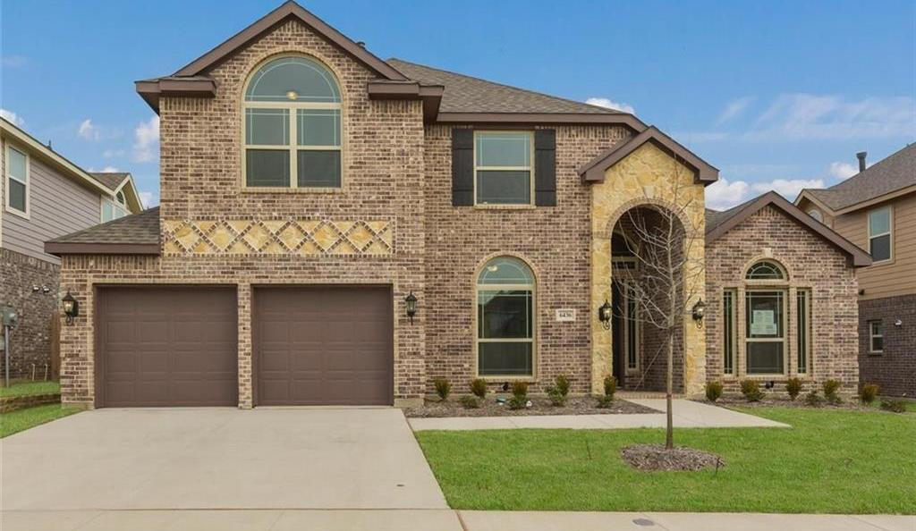 Sold Property | 6436 Belhaven Drive Fort Worth, Texas 76123 1