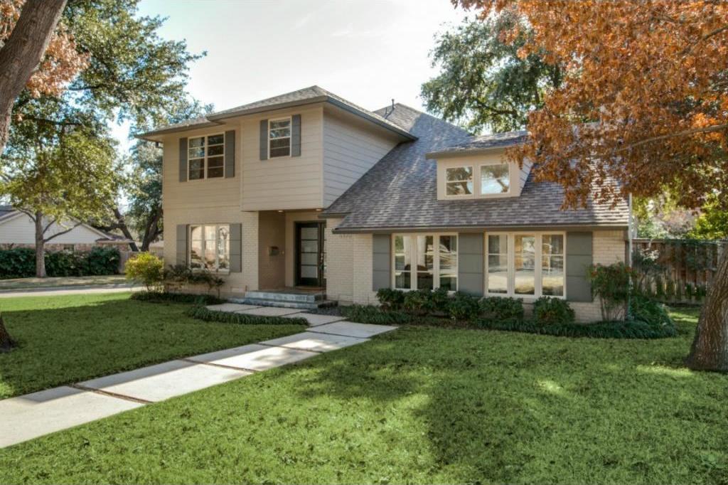 Sold Property | 6470 Sondra Drive Dallas, Texas 75214 0