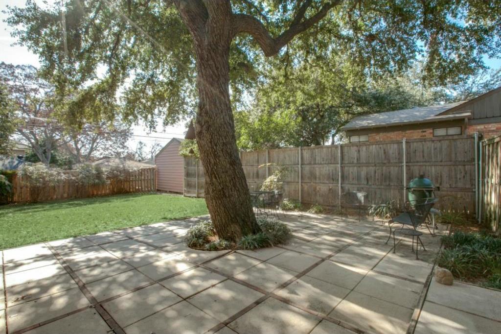Sold Property | 6470 Sondra Drive Dallas, Texas 75214 23