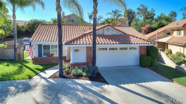 Closed | 13581 Meadow Crest Drive Chino Hills, CA 91709 0