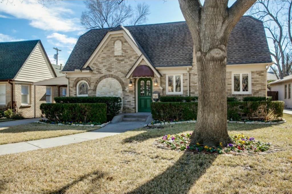 Sold Property | 5510 Monticello Avenue Dallas, Texas 75206 1