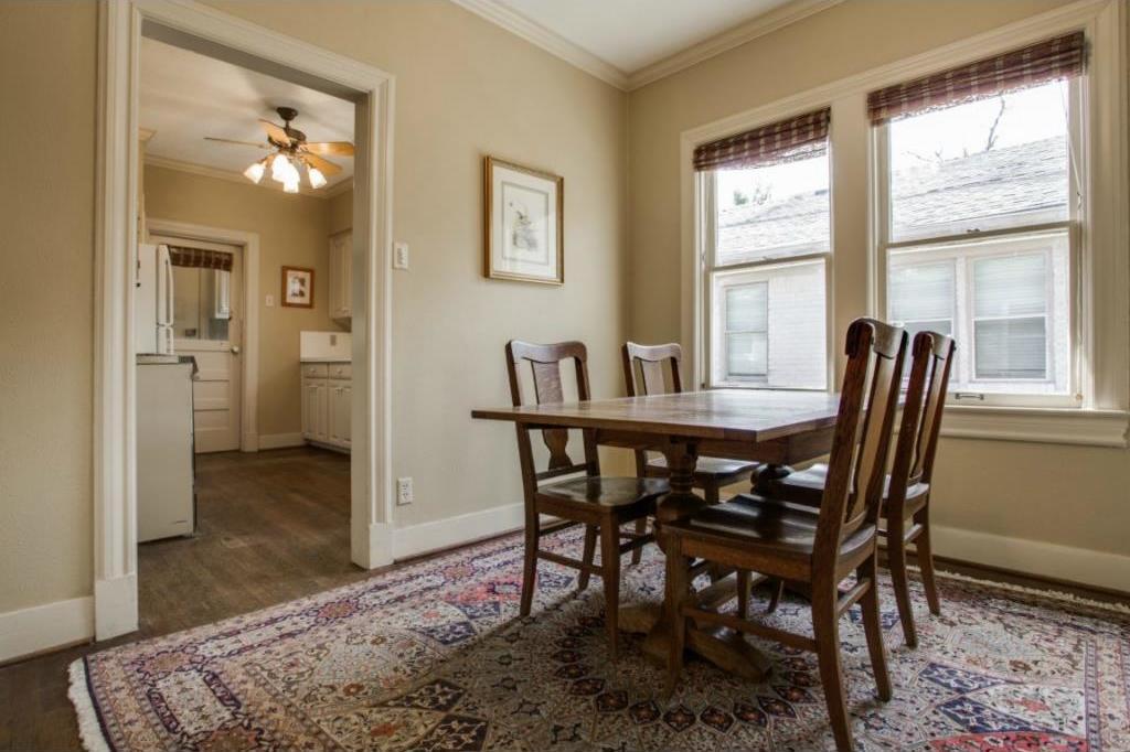 Sold Property | 5510 Monticello Avenue Dallas, Texas 75206 10