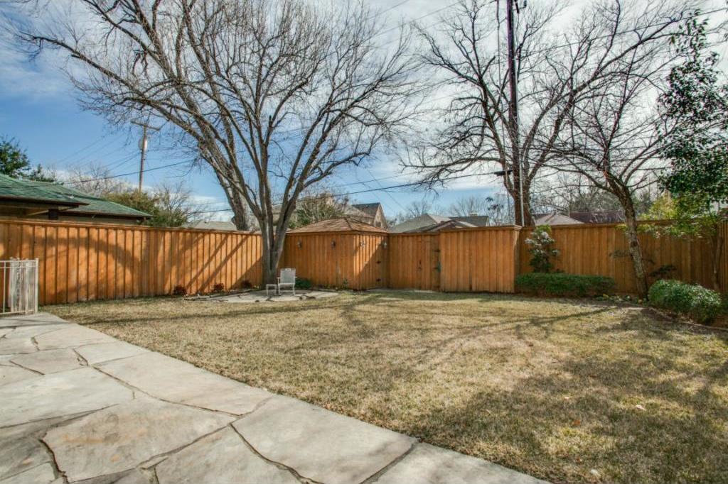 Sold Property | 5510 Monticello Avenue Dallas, Texas 75206 23