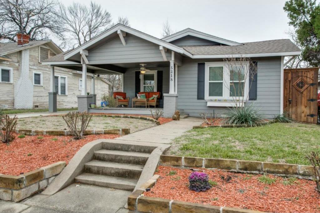 Sold Property | 5218 Richard Avenue Dallas, Texas 75206 0