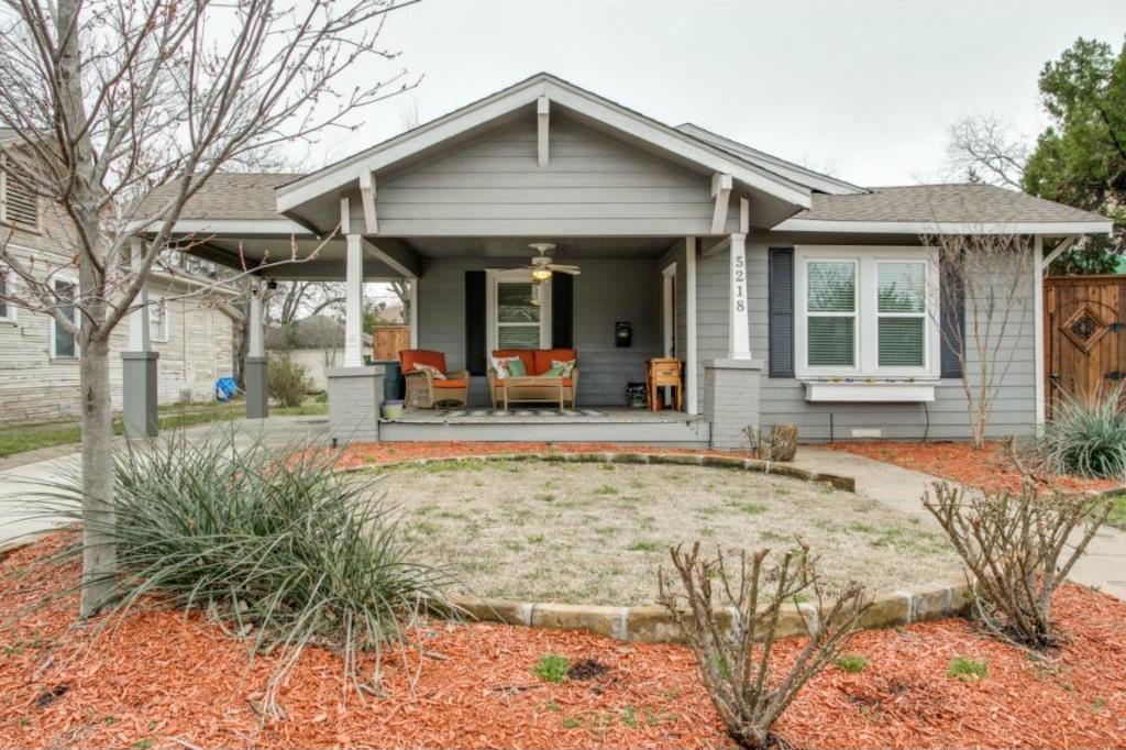 Sold Property | 5218 Richard Avenue Dallas, Texas 75206 1