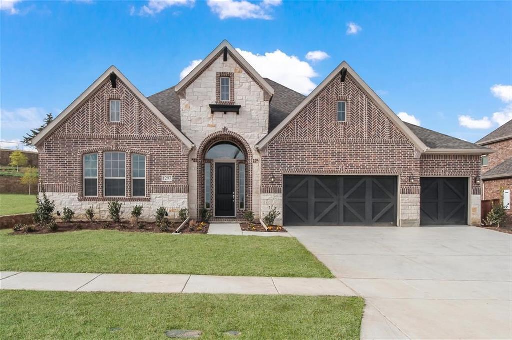 Sold Property | 1297 Gray Fox Lane Frisco, TX 75033 0