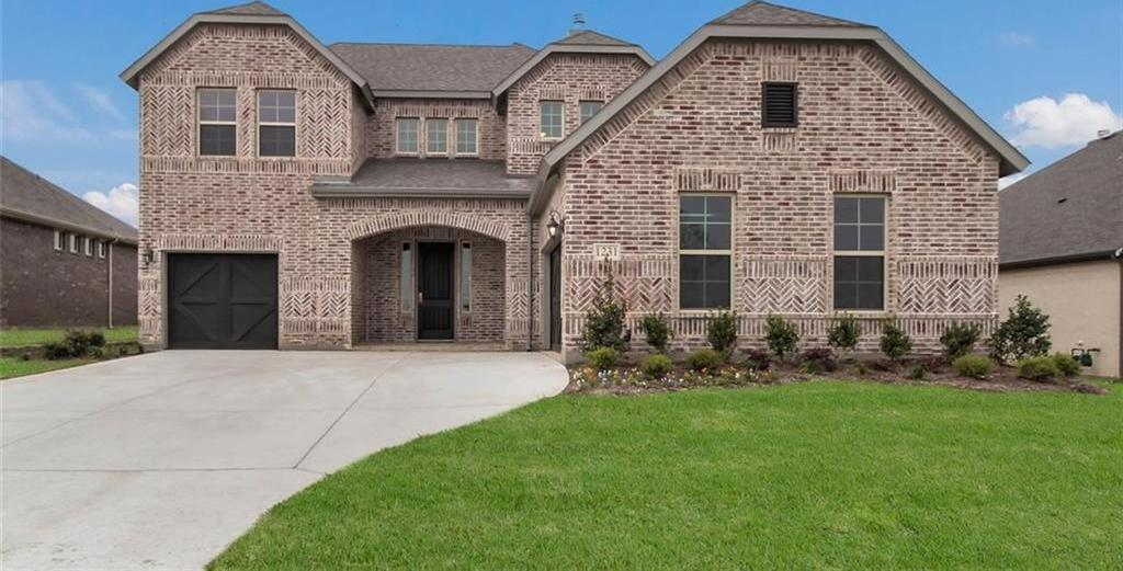 Sold Property | 1231 Gray Fox Lane Frisco, TX 75033 0