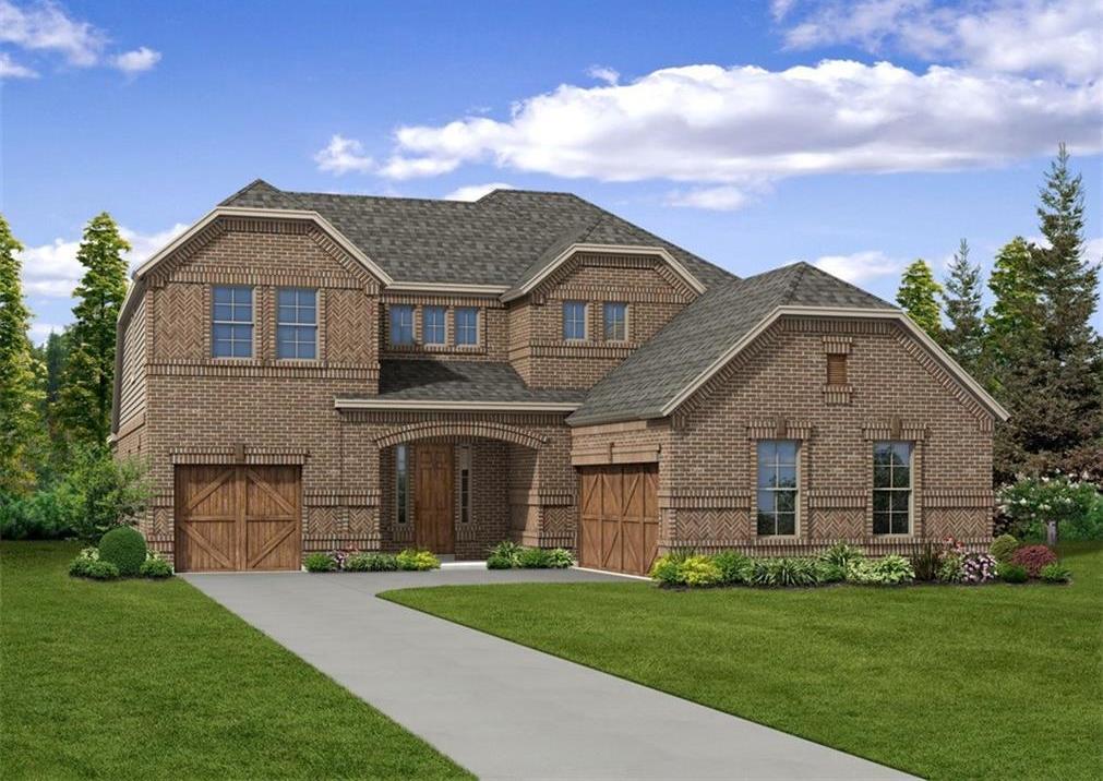 Sold Property | 1231 Gray Fox Lane Frisco, TX 75033 2