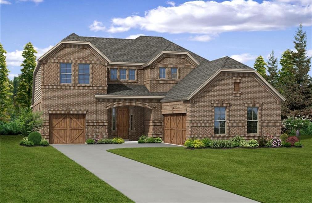 Sold Property | 1231 Gray Fox Lane Frisco, TX 75033 5