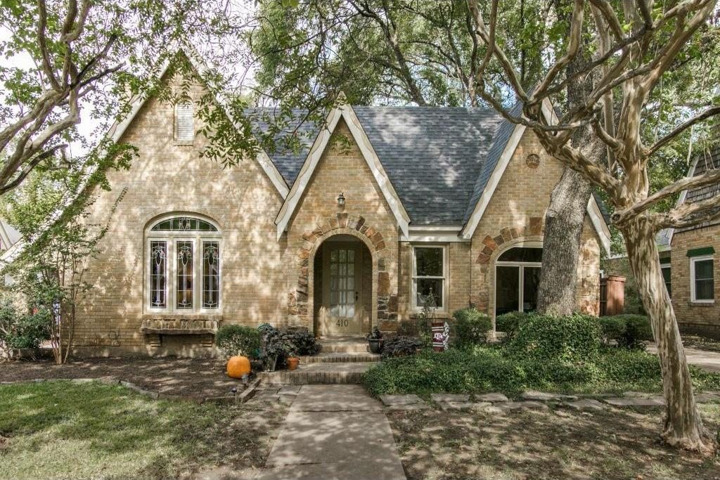 Sold Property | 410 Valencia Street Dallas, Texas 75223 0
