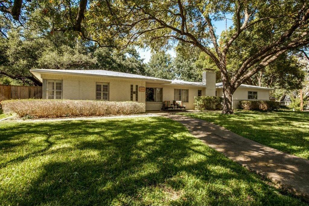 Sold Property | 2535 Cambria Boulevard Dallas, Texas 75214 1