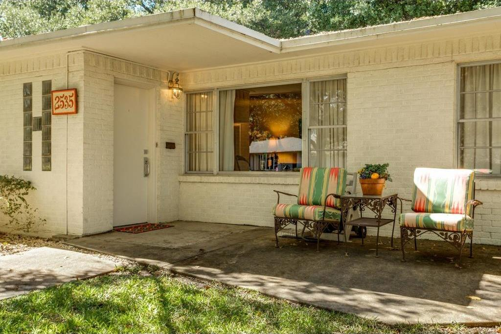 Sold Property | 2535 Cambria Boulevard Dallas, Texas 75214 2