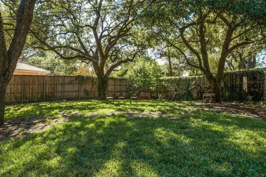 Sold Property | 2535 Cambria Boulevard Dallas, Texas 75214 20
