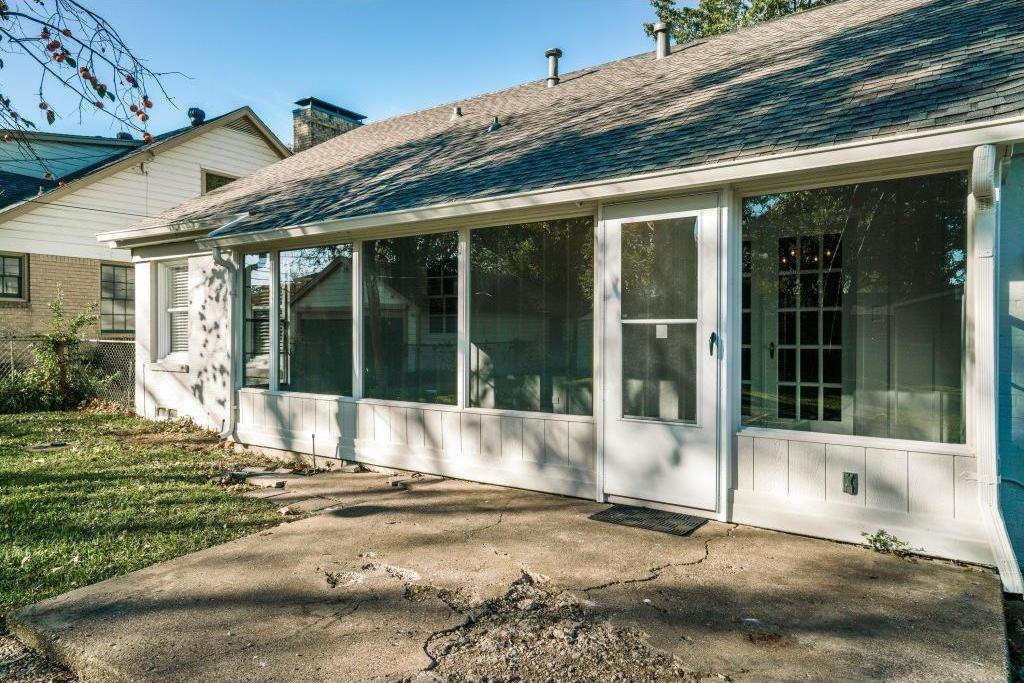Sold Property | 4310 Somerville Avenue Dallas, Texas 75206 22