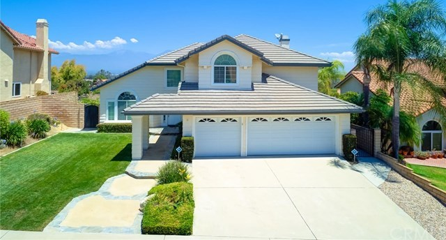 Closed | 2820 Olympic View Drive Chino Hills, CA 91709 2