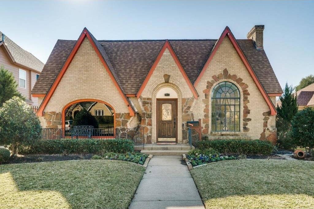 Sold Property | 5714 Ellsworth Avenue Dallas, Texas 75206 0