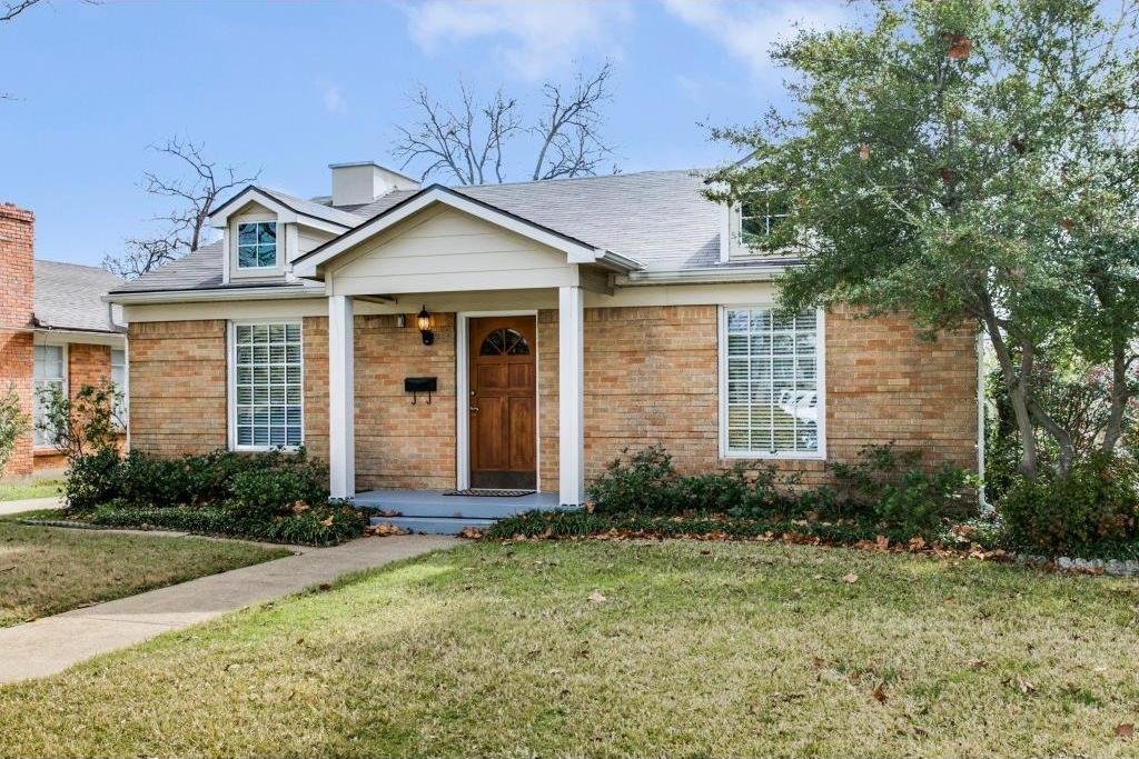 Sold Property | 5730 Anita Street Dallas, Texas 75206 1