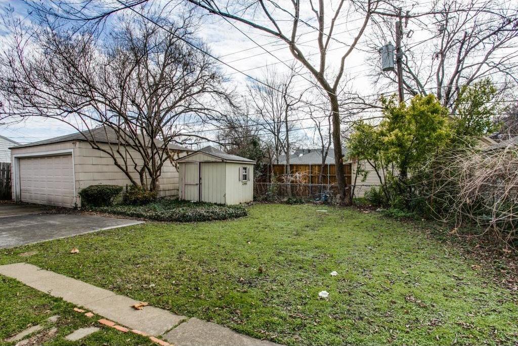 Sold Property   5730 Anita Street Dallas, Texas 75206 22