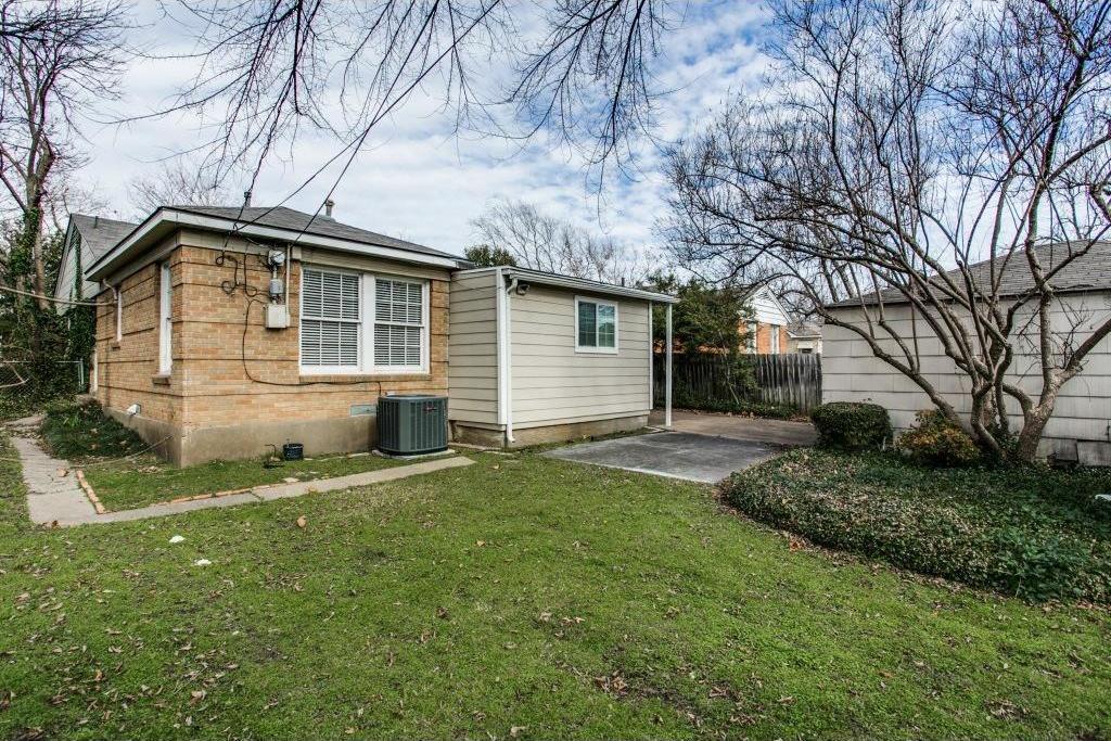 Sold Property   5730 Anita Street Dallas, Texas 75206 23