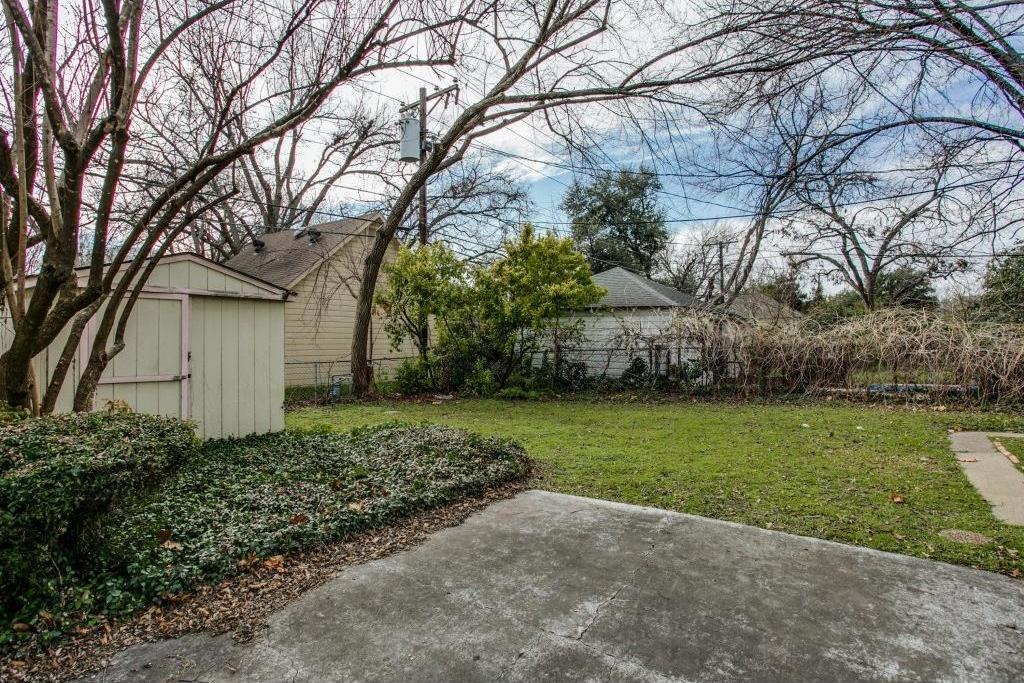 Sold Property   5730 Anita Street Dallas, Texas 75206 24