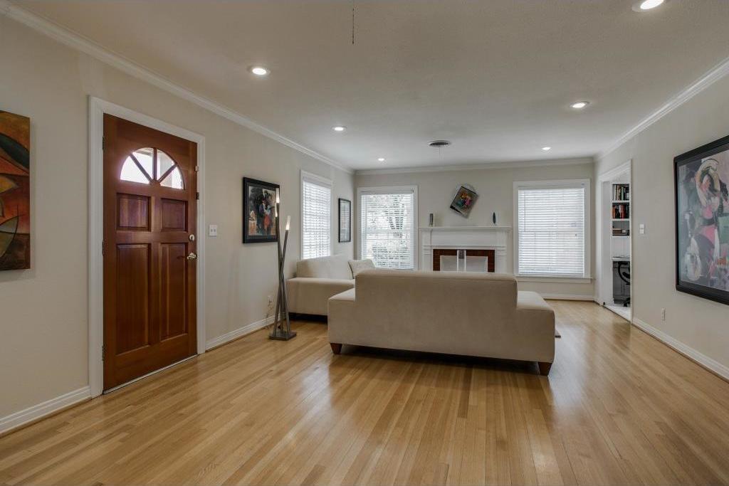 Sold Property   5730 Anita Street Dallas, Texas 75206 3