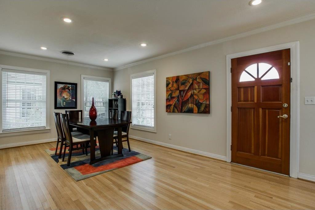 Sold Property   5730 Anita Street Dallas, Texas 75206 4