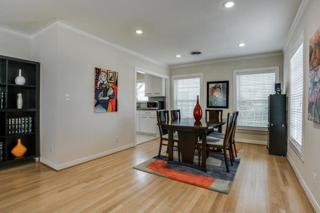 Sold Property   5730 Anita Street Dallas, Texas 75206 8